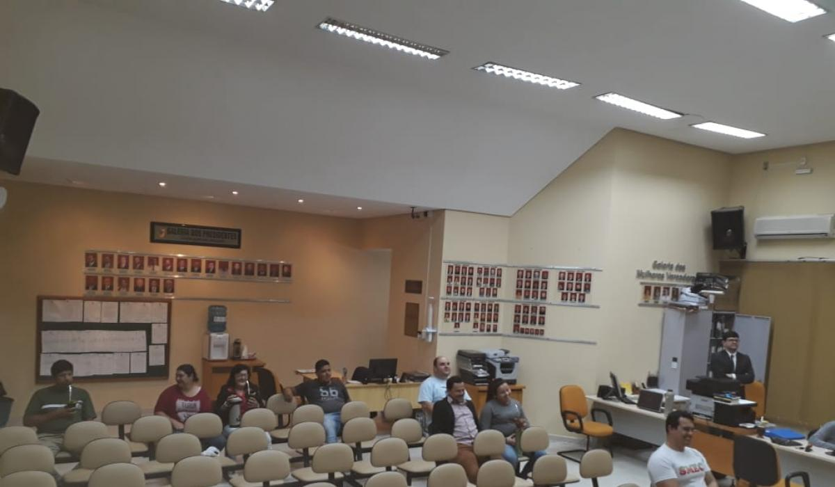 Sessão Ordinária de 11 junho de 2019